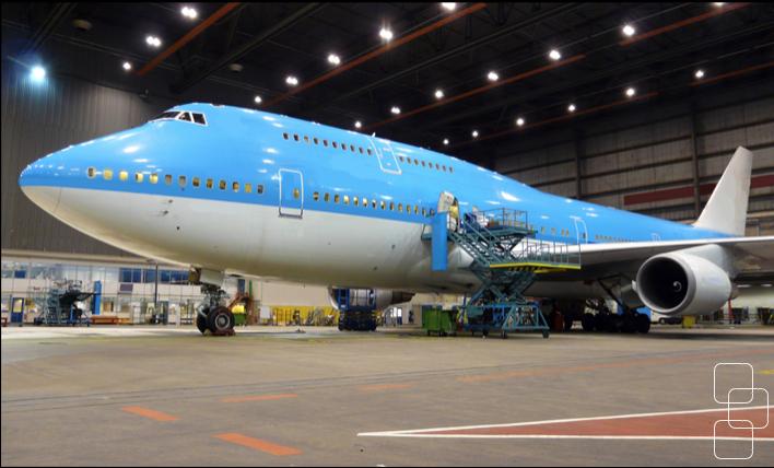 + maintenance hangar